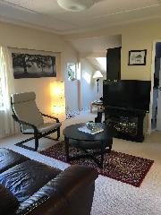 Large, Bright, 2 Bedroom Top Floor Suite in a House in Point Grey