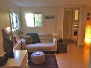 FULLY FURNISHED, private, 1 bedroom Garden Suite in Dunbar