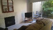 Living Room &Outside Terrace