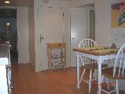 1 bedroom furnished suite, available August 1
