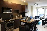 UBC On Campus 1 Bedroom, Direct Access, large patio, west facing