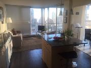 1 Bedroom + den  Condo with View in Downtown, Vancouver