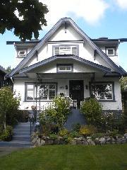 in Kitsilano, Vancouver