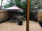 1 Bedroom Apartment in Vancouver with huge patio