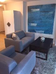 1br+den unfurnished Yaletown condo for rent - Pacific and Richards