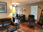 2 Bedroom, fully-furnished Townhouse in Fairview, Vancouver,