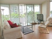 Furnished One-Bedroom View Apartment  at UBC's Gate, Pt. Grey