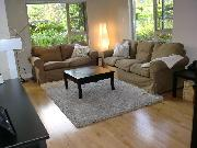 UBC 2 Bdrm Condo, Central Campus, Fully Furnished