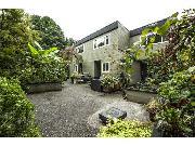 Courtyard / Private Entrance; Garden