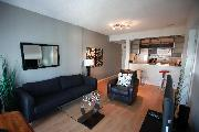 Furnished 2 Bed 1 Bath at Yaletown,Vancouver BC