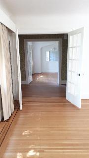 Cross hallway design