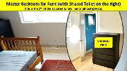 Room for rent (west-facing photo)
