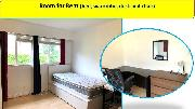Furnished House - 2 Rooms Available. Mountain & Downtown Views
