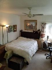 $700 Part-time (3-4 days) Rental available for Master bedroom in